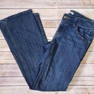 Cabi Straightleg Boot Cut Jeans